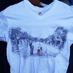 Mickey Tshirt V neck